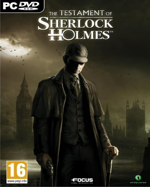 The Testament of Sherlock Holmes - pc