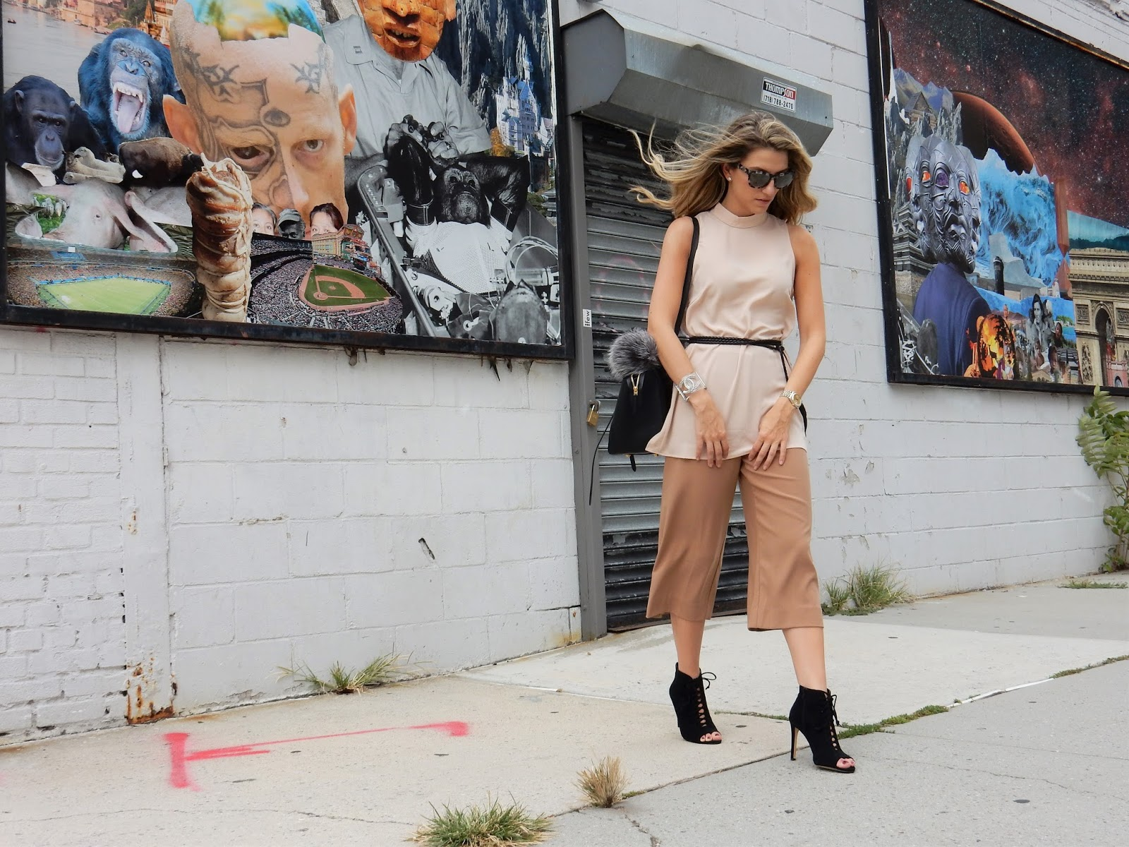 nyfw ss16 street style, nyfw day 5, dressed for dreams