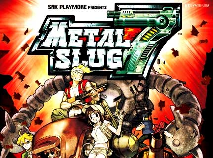 Metal Slug Pc