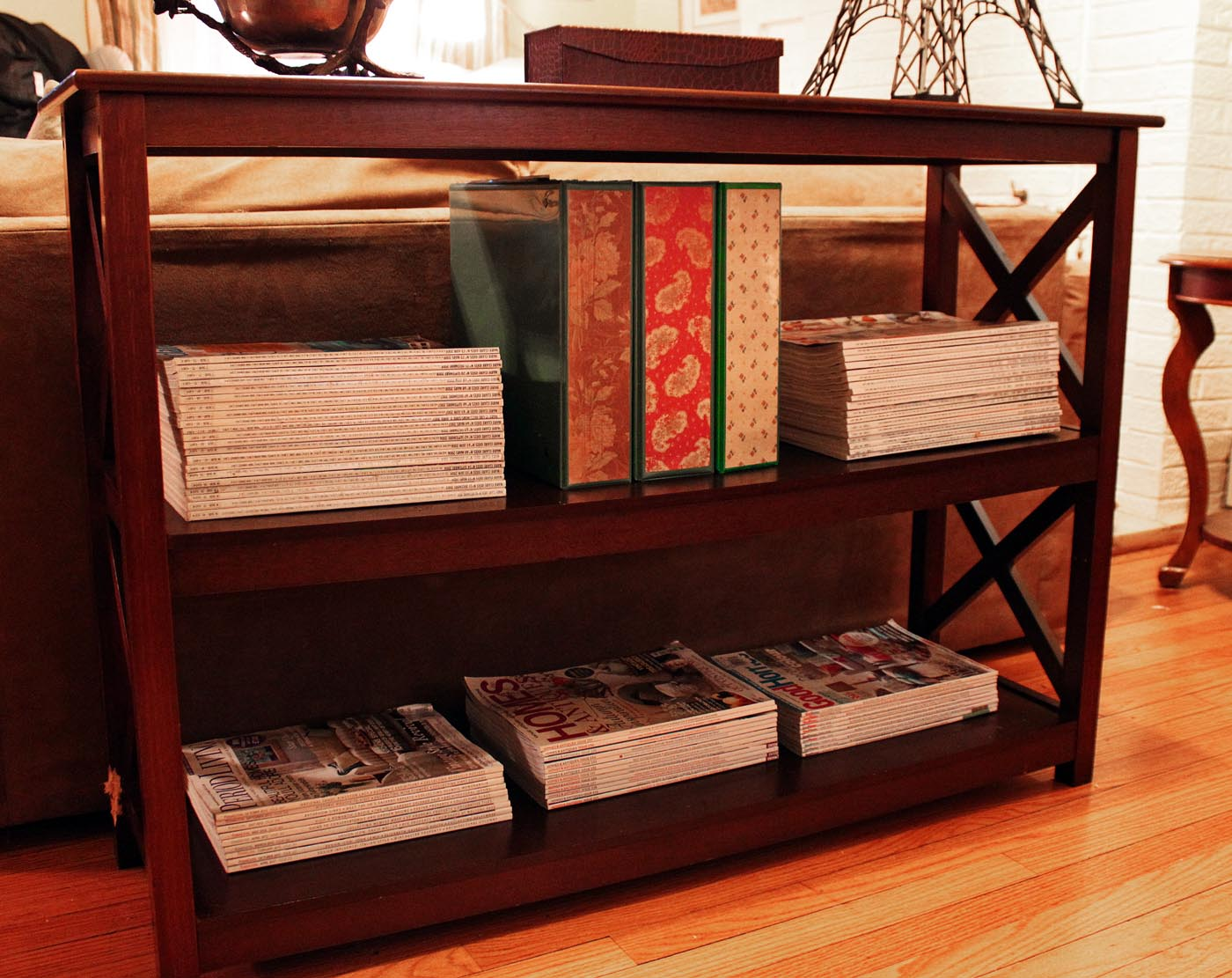 My Great Challenge: Purging magazines and organizing articles