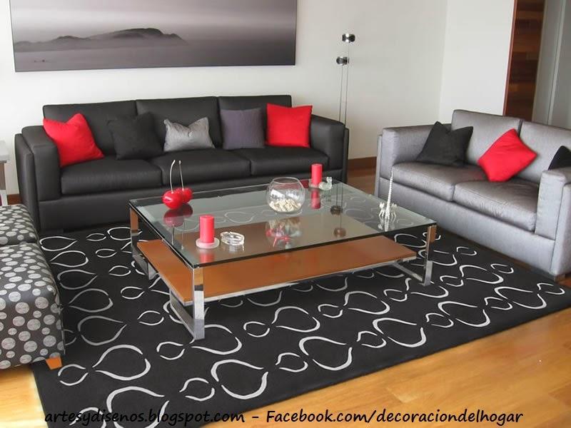 Alfombras para ambientes del hogar for Detalles para el hogar decoracion