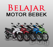 Cara Belajar Mengendarai Motor Tanpa Kopling Manual/Motor Bebek