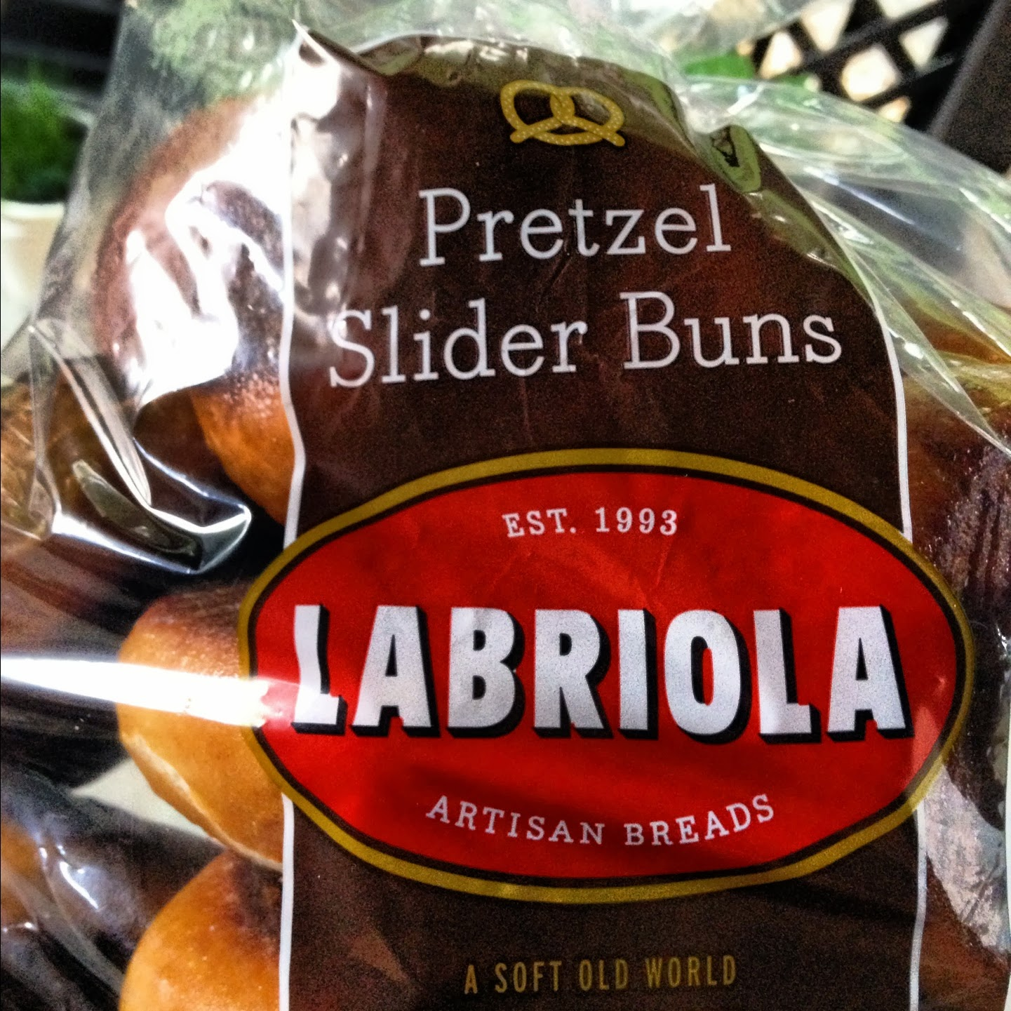 All I Can Think About For Some Reason Today Is Costco Labriola Pretzel Rolls And Miss Them Oh How You See Was At A Week Or