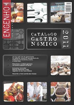 Catálogo Gastronômico 2011