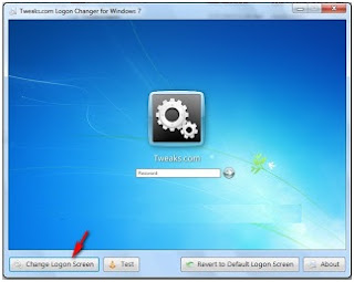 mengganti background logon windows 7 dan wallpaper shutdown windows 7