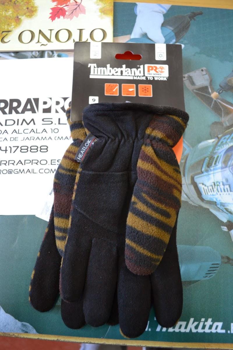 guantes timberland pro