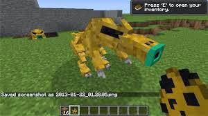 Download Game Minecraft 1.7.4 PC