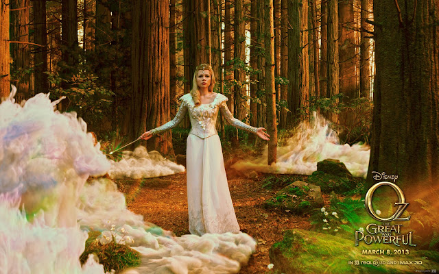 Glinda - Oz the Great and Powerful