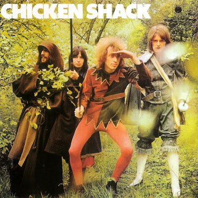 Chicken Shack - 100 Ton Chicken 1969 (UK, Blues-Rock)