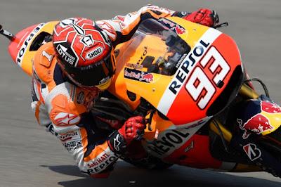 Kenapa Marquez Begitu Yakin dengan Sasis Honda 2014?