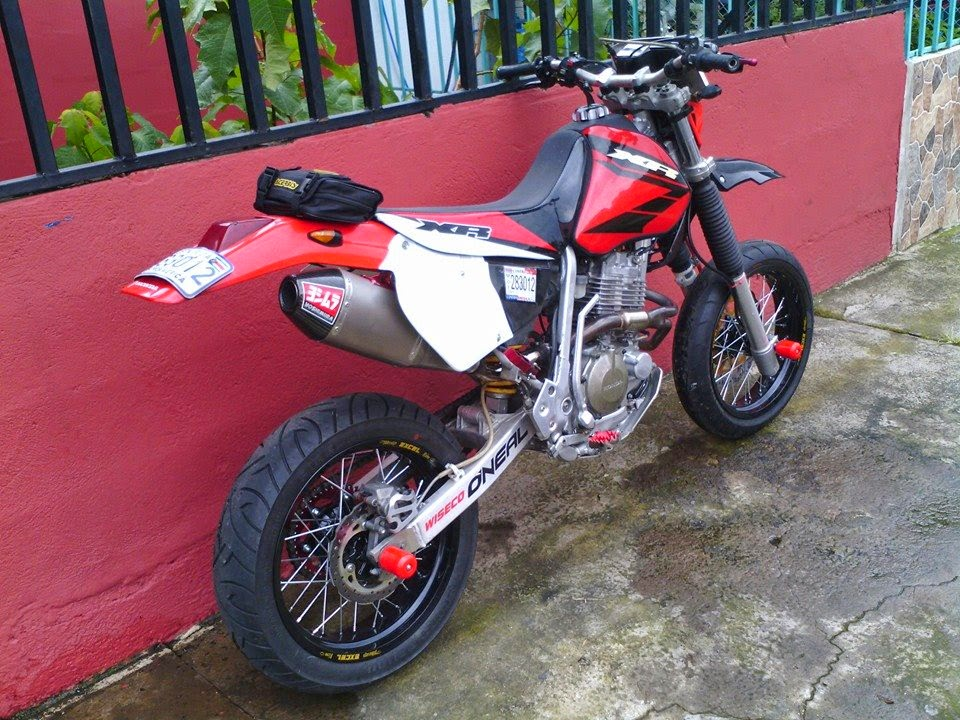honda xr400 the everything bike