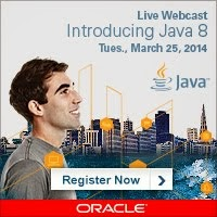 Java 8 Launch Event