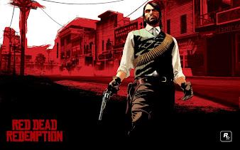 #12 Red Dead Redemption Wallpaper