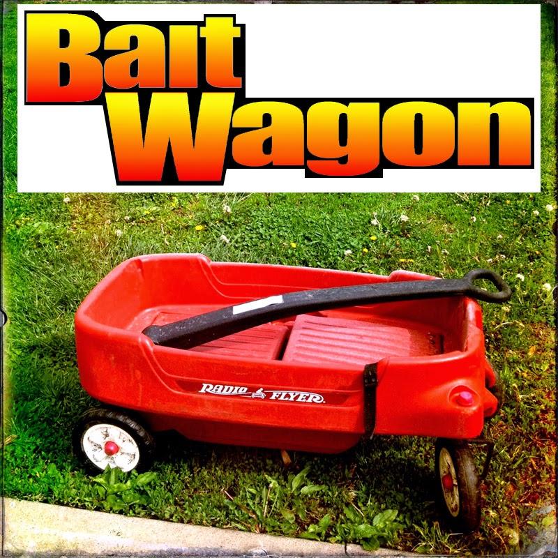 Grandma Slump Bait Wagon - Bait car show