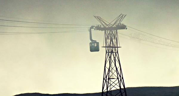 telecabina babele ceata