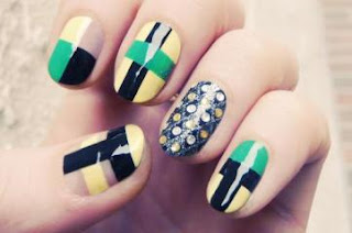 Trends of 2013's Cool Nail Designs for Short Nails