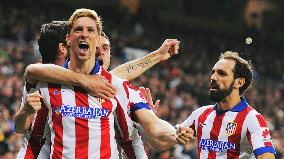 Fernando Torres Atletico Madrid Real Madrid Diego Godlin Cristiano Roanldo Sergio Ramos Gareth Bale  Copa del Rey Futera FWFonline game cards football soccer Messi