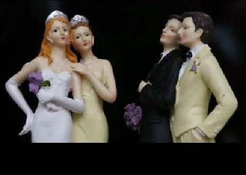 A decisão foi tomada após três décadas de debates. Integrantes da Igreja Presbiteriana dos Estados Unidos decidiram nesta terça-feira (17) aceitar o casamento de pessoas do mesmo sexo.