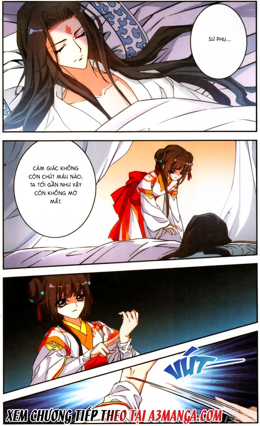 Hoa Thiên Cốt chap 120 - Trang 13