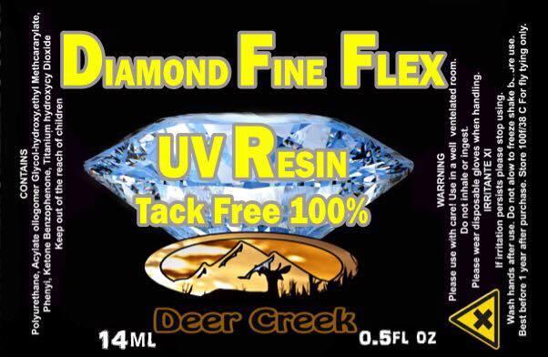 Deer Creek UV Resin