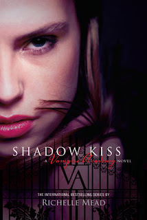 cover of Shadow kiss by richelle mead