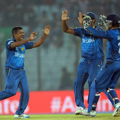 ICC World T20 2014 Sri Lanka vs New Zealand,ICC World T20 2014 Sri Lanka,ICC World T20 2014  New Zealand New Zealand,Rangana Herath takes 5 for 3 VS New Zealand