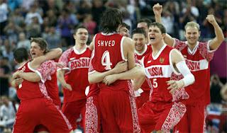 BALONCESTO - Rusia se queda sin competir en el Eurobasket