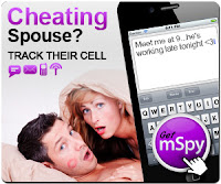 mSpy cell phone tracking application