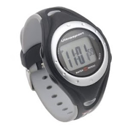 Ultrasport Run 50 - Heart-Rate Monitor With Chest Strap