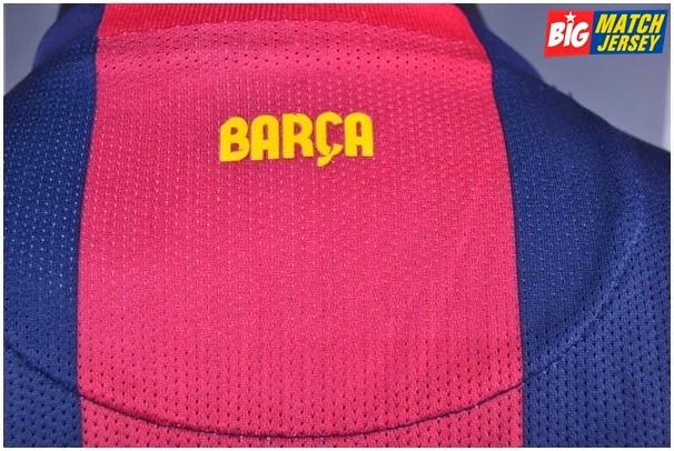 Bahan Baju Belakang Adalah Jaring Pada  Jersey Player Issue