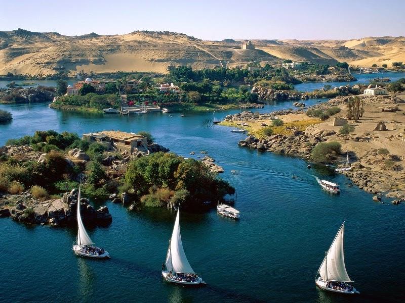 Sungai-Nil-Mesir