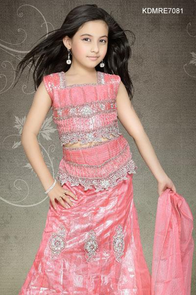 Kids Party Dresses on Kids   Love To Look And Feel Good As Well As They Also Want To Be