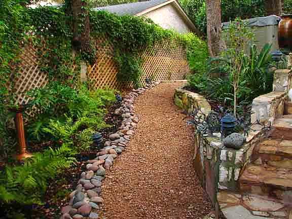 Landscaping Your Side Yard : Desain dan ide pemandangan landscape design for front of house
