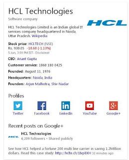 HCL Company