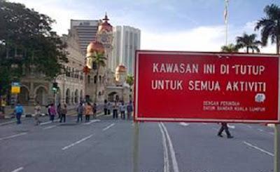 Datuk Bandar DBKL Datuk Ahmad Phesal Talib