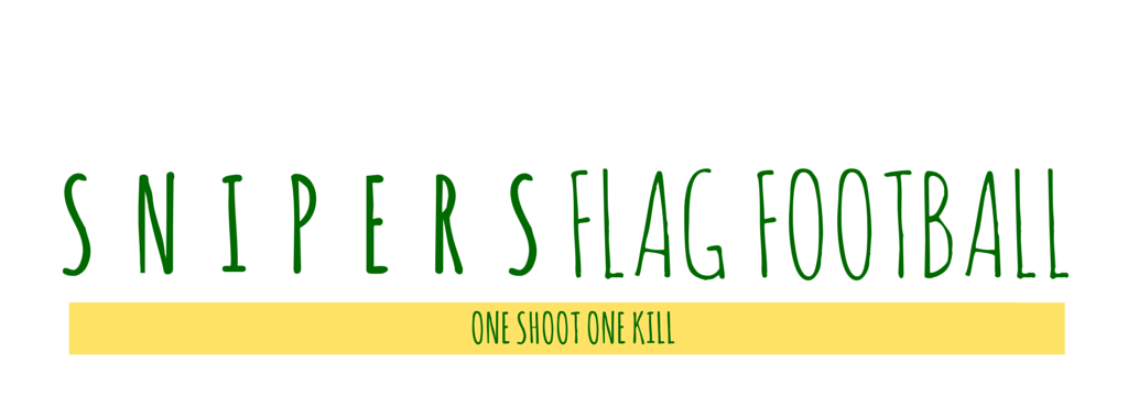 SNIPERS FLAG FOOTBALL