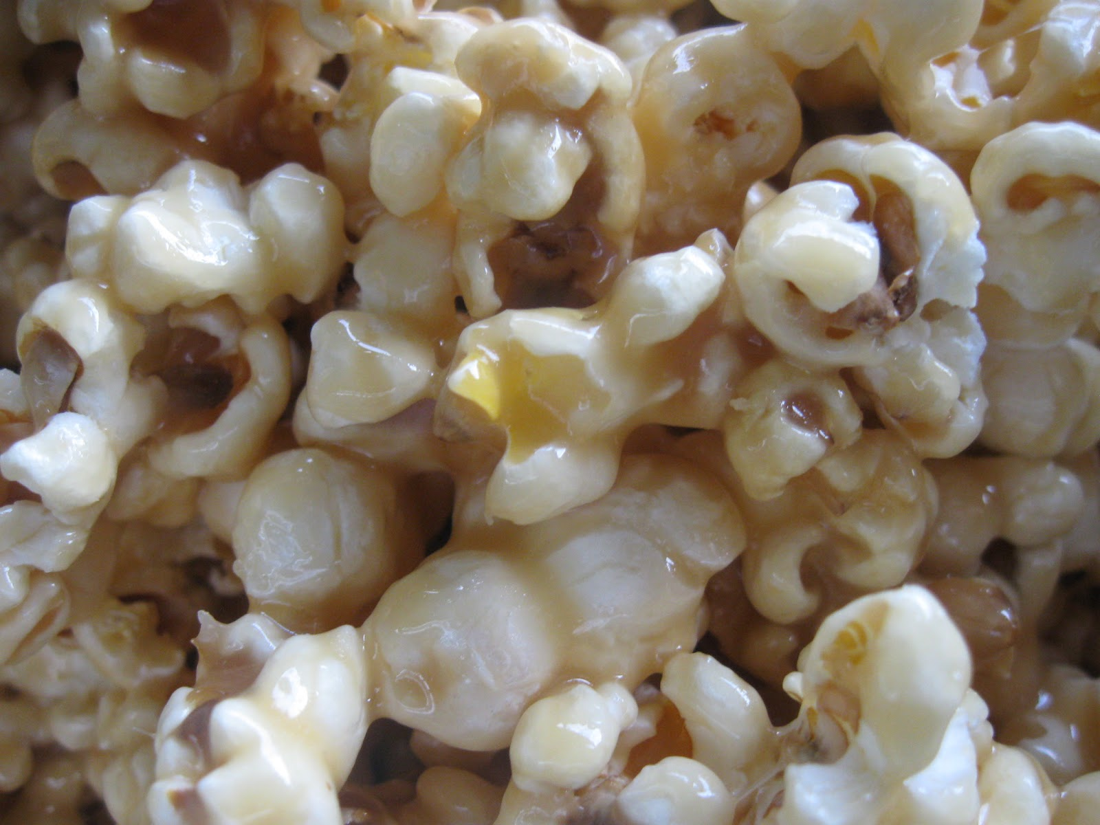 how to make caramel popcorn with sweetened condensed milk