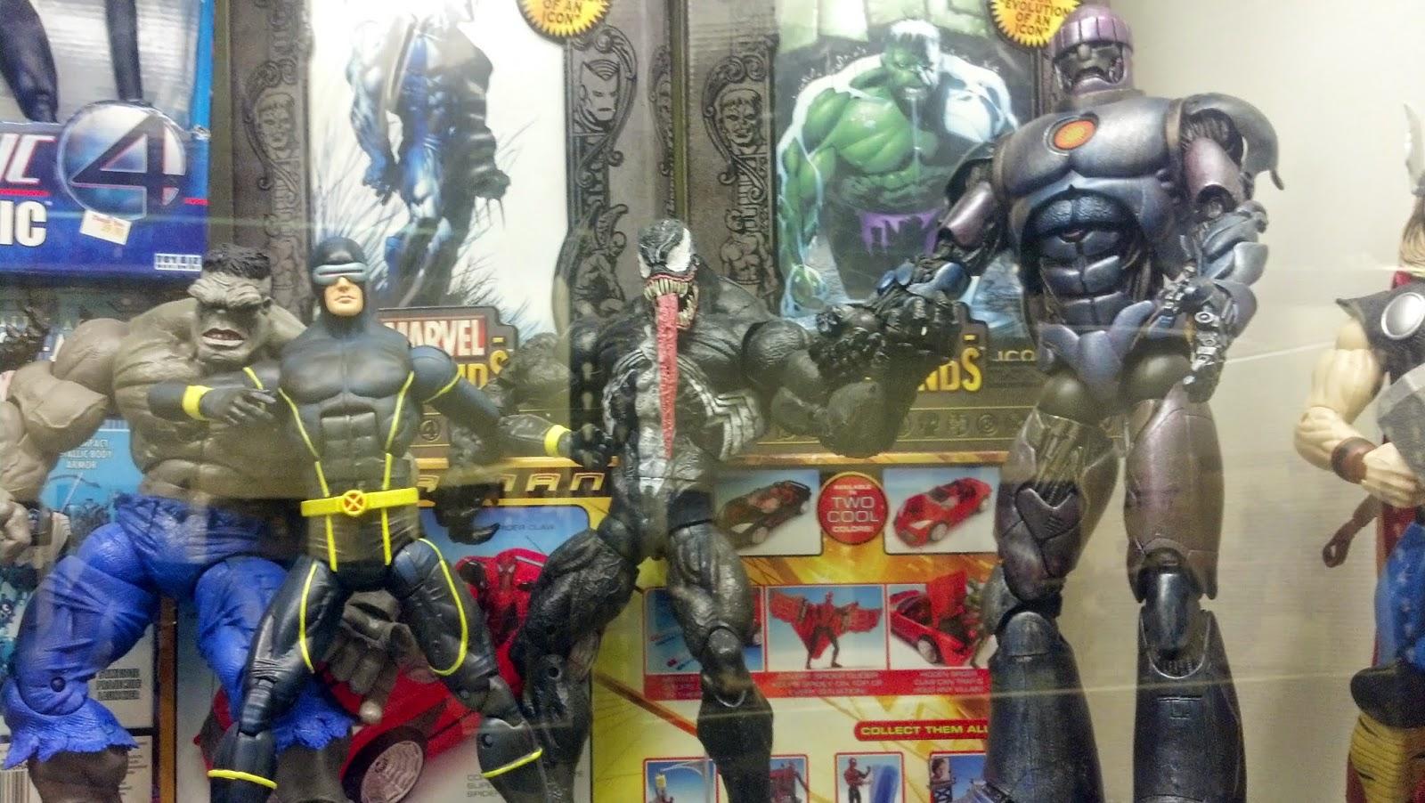 cartoon legend,muzium mainan terbesar