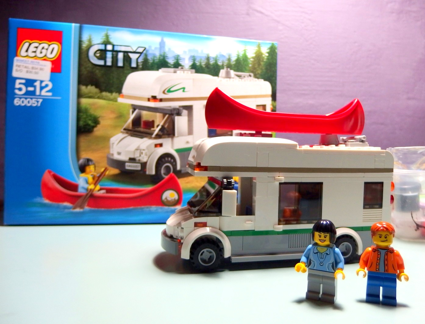 Lego City Camper Van 60057 Build Review Brickin Awesome