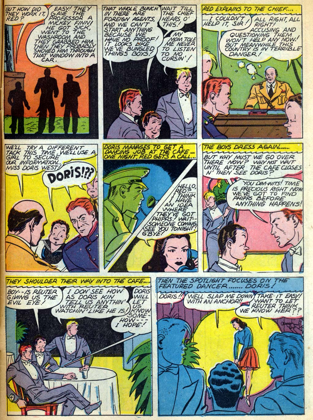 Read online All-American Comics (1939) comic -  Issue #28 - 61