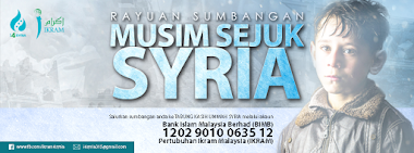 Rayuan Sumbangan SYRIA
