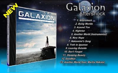 Galaxion  - Aftershock  (2011)