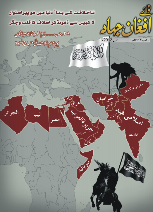 Download Urdu Magazine Monthly Nawa-e-Afghan Jihad for June 2012
