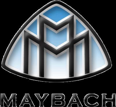 maybach logo cars show logos