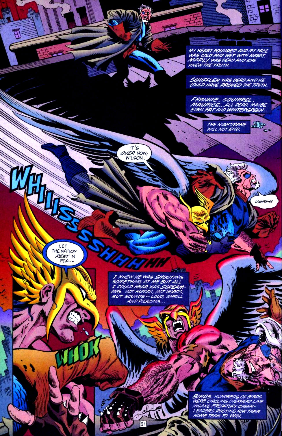 Deathstroke (1991) Issue #43 #48 - English 22