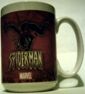 Right side of Spider-Man 2004 mug #2
