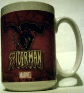 Right side of Spider-Man 2004 mug #2
