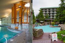 Sherman' Food Adventures Harrison Hot Springs Resort