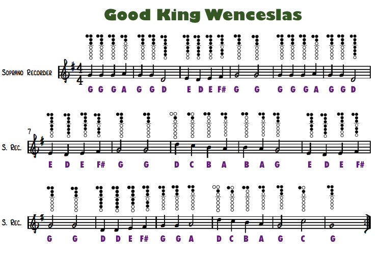 Wonderland Avenue Music: Ms. Weissu0026#39;s and Ms. Abu Bakiru0026#39;s classes -- u0026quot;Good King Wenceslasu0026quot;