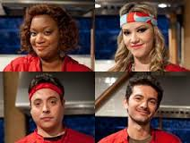 Chopped All Stars Episode 1